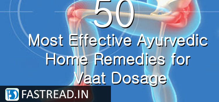 50 Most Effective Ayurvedic Home Remedies for Arthritis